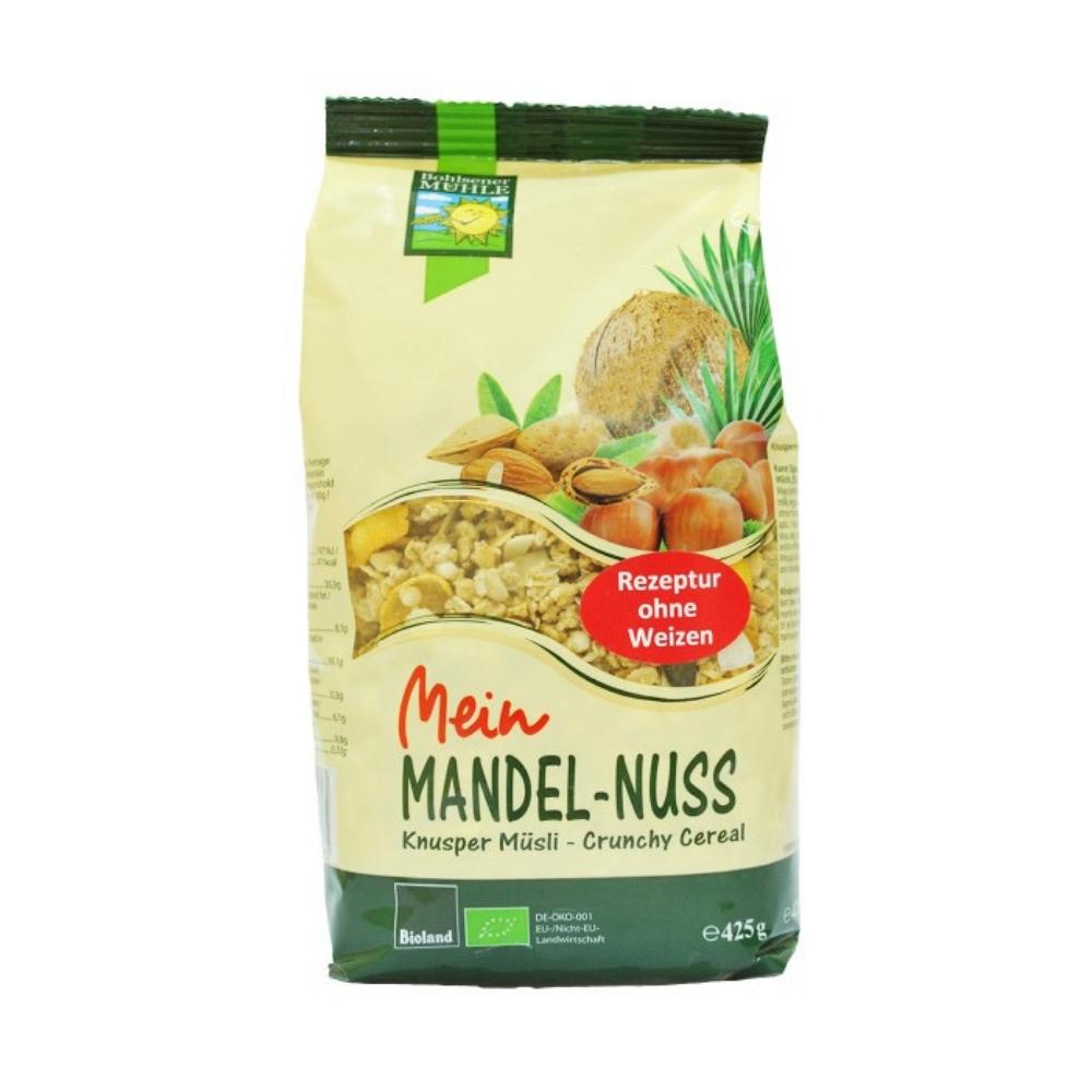 Ngũ cốc Mein yến mạch và các loại hạt hữu cơ 425g - Bohsener New