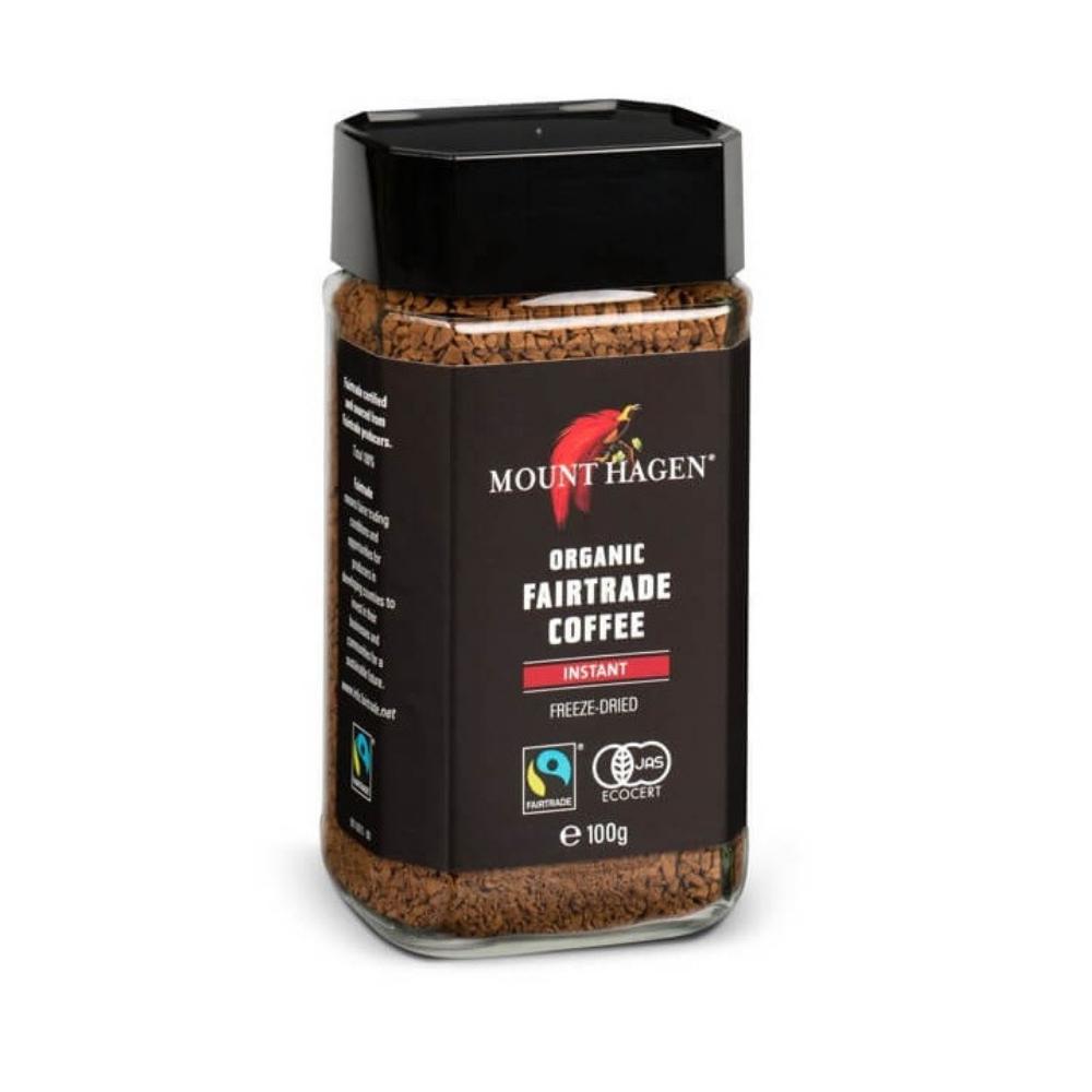 Cà phê Mount Hagen Organic Coffee 100g