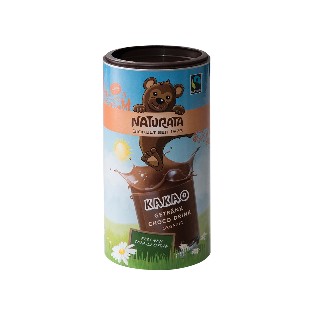 Bột cacao hữu cơ 350g - Naturata