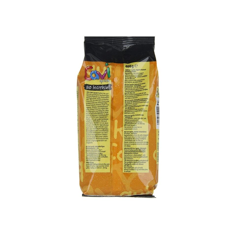 Bột socola hữu cơ pha nhanh 400g - Vivani 2