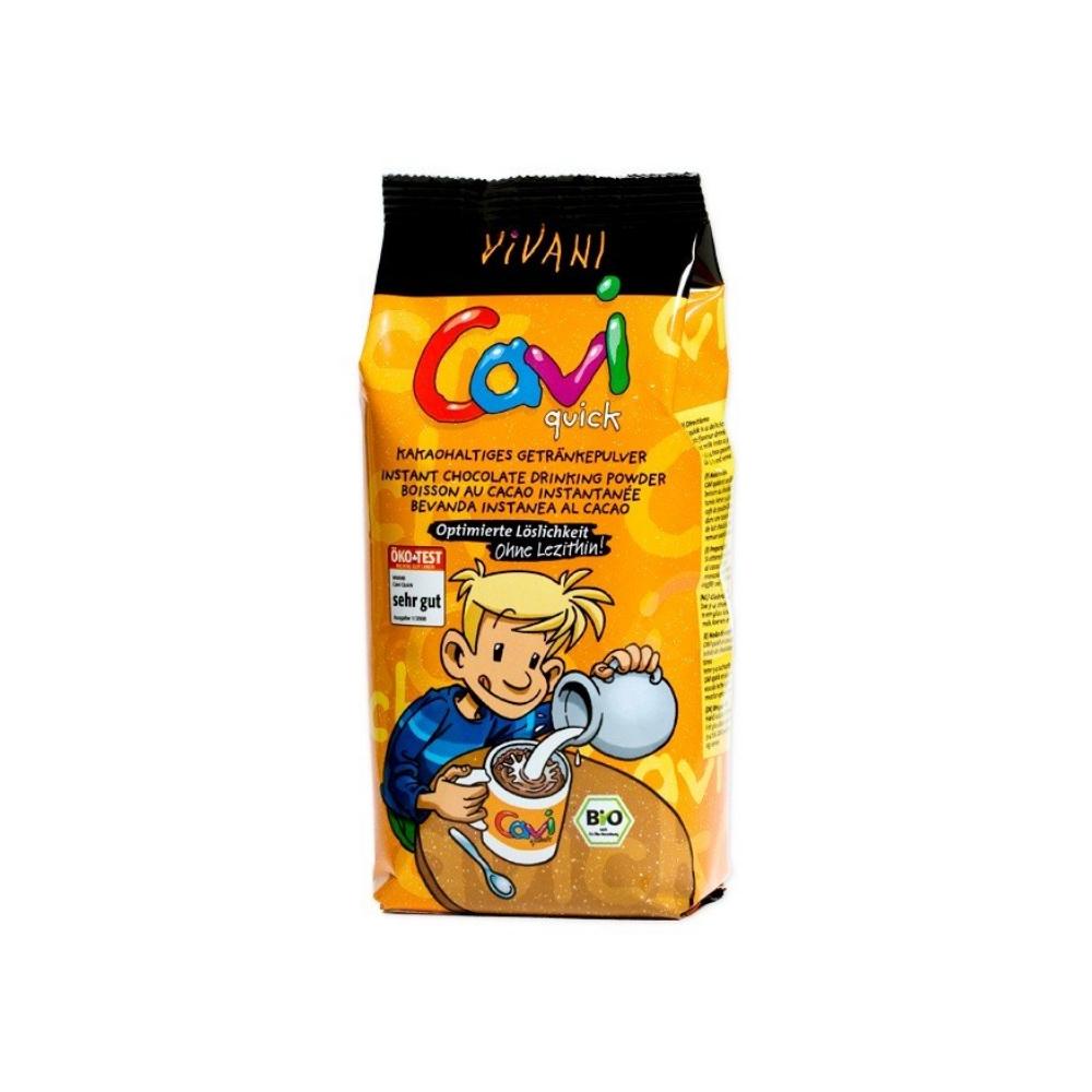 Bột socola hữu cơ pha nhanh 400g - Vivani