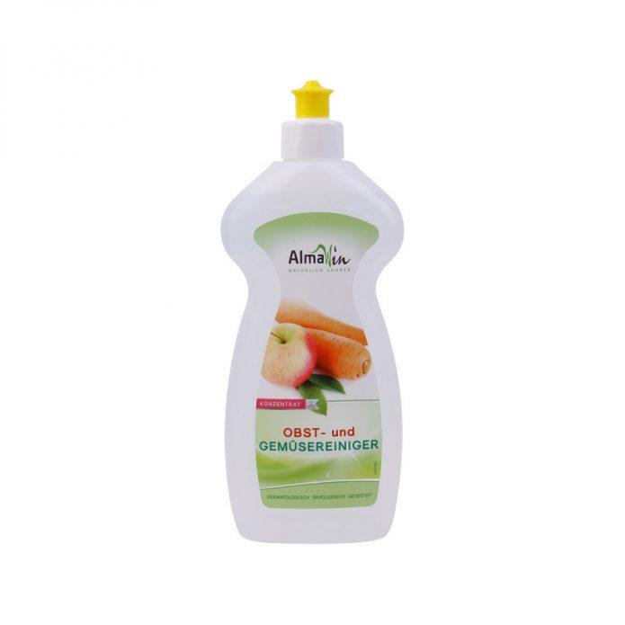 Dung dịch hữu cơ rửa rau quả 500ml - Almawin