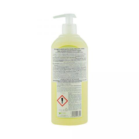 Dung dịch hữu cơ tẩy rửa đồ dùng cho bé 500ml - Pierpaoli 1