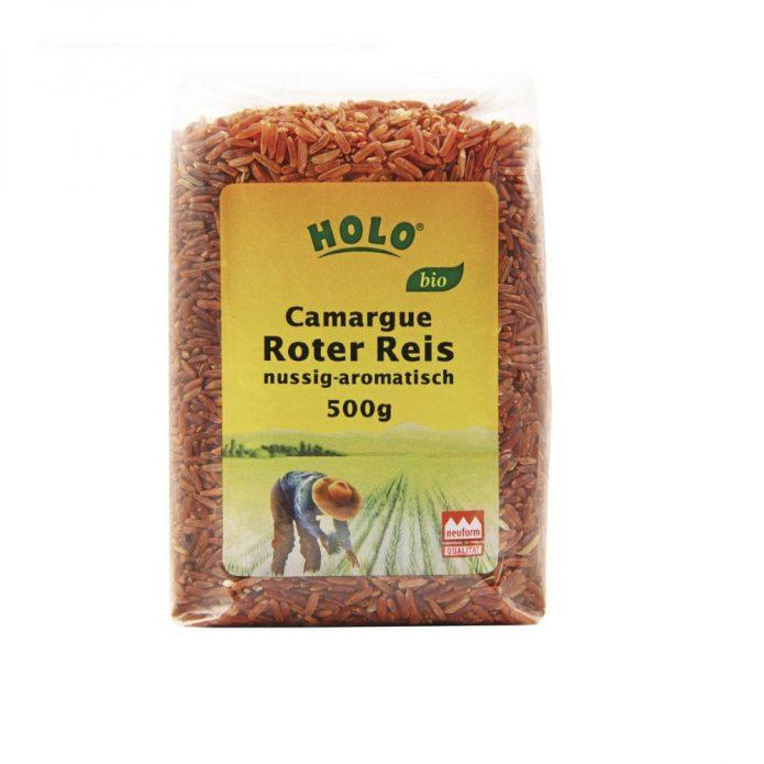 Gạo Lứt Huyết Rồng hữu cơ 500g - Holo