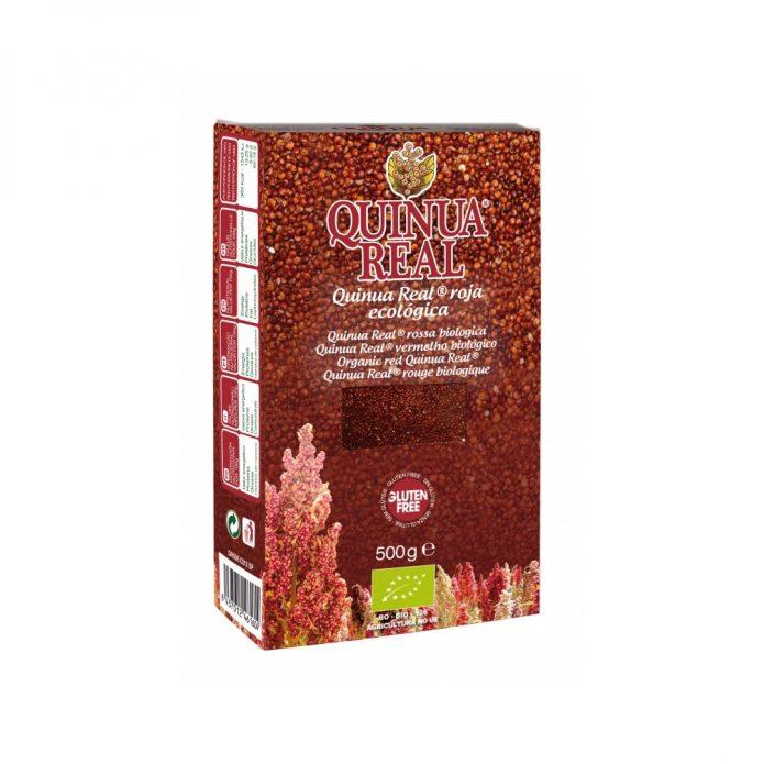 Hạt diêm mạch đỏ hữu cơ 500g - Quinua