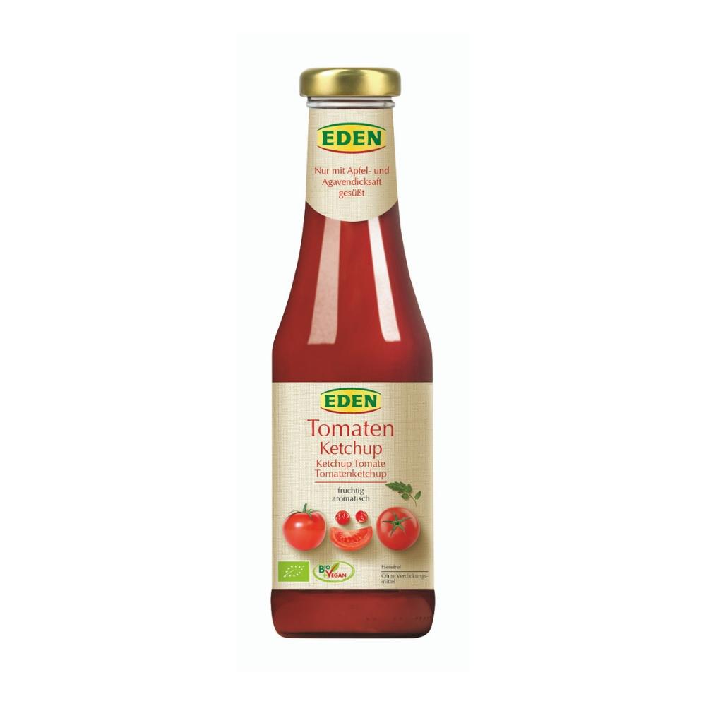 Ket - chup cà chua hữu cơ 450ml - Eden