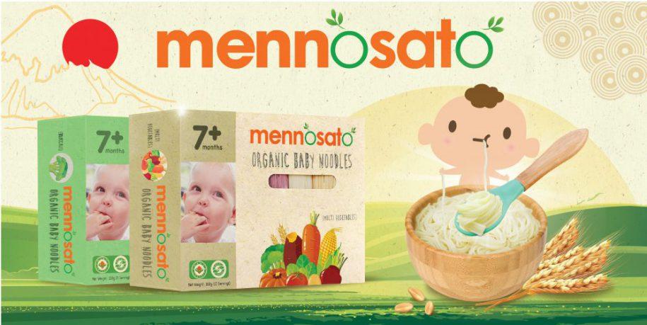 Mì ăn dặm Men No Sato - Organic Life