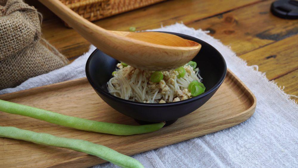 Mì hữu cơ Men No Sato với thịt gà và nước Dashi5678910