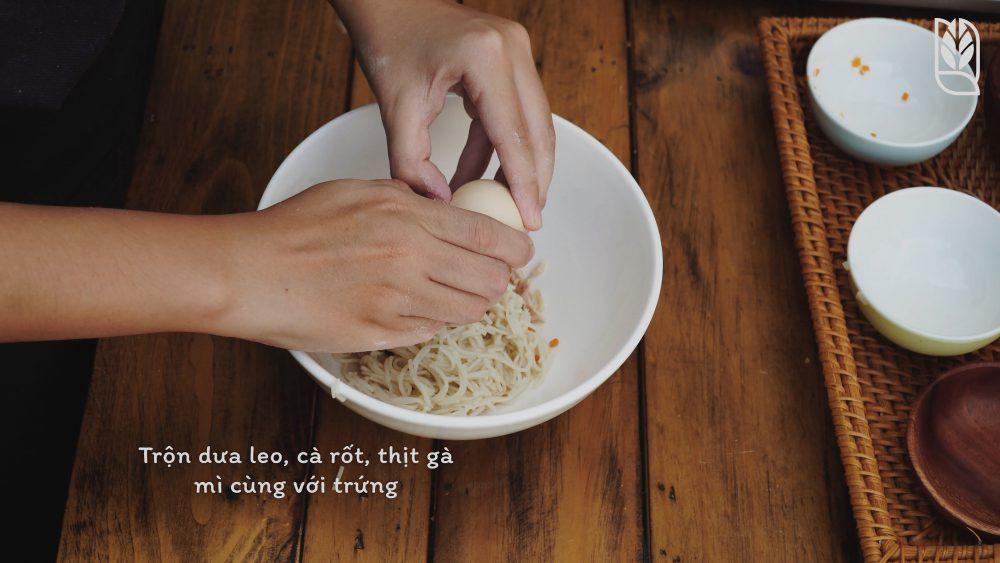 Nguyên Liệu làm bánh xèo ăn dặm Men No Sato 1513