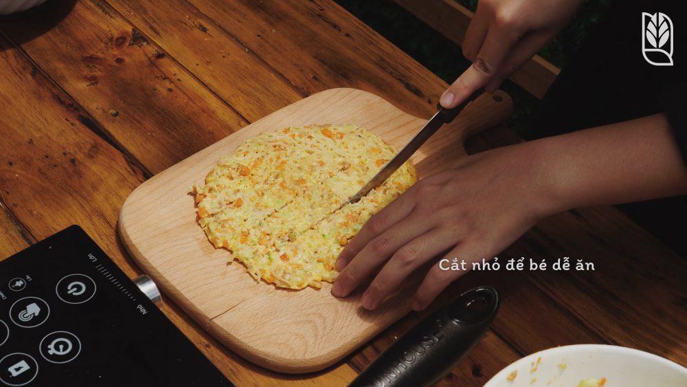 Nguyên Liệu làm bánh xèo ăn dặm Men No Sato 111718
