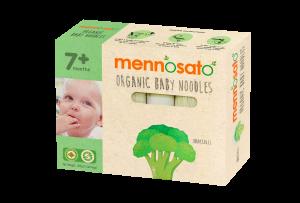 Mì ăn dặm hữu cơ cho bé vị bông cải xanh 1