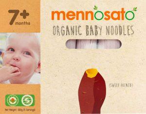 Mì ăn dặm hữu cơ cho bé vị khoai lang 3
