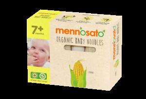 Mì ăn dặm hữu cơ cho bé vị ngô bắp 1