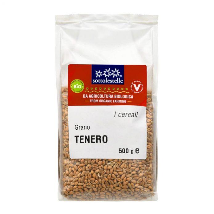 8032454071666 A Hạt lúa mì hữu cơ Sotto 500g Grano Tenero
