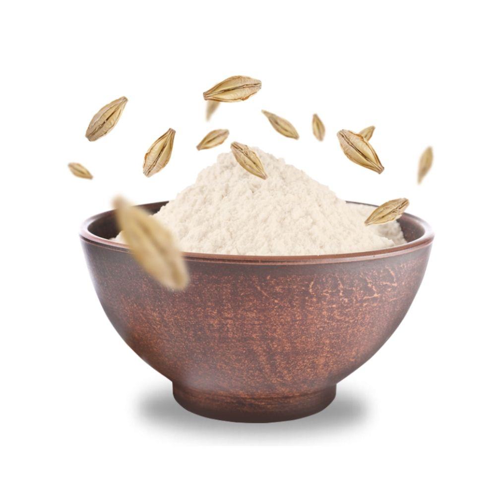 Bột ý dĩ Barley nguyên cám hữu cơ Sotto 500g B