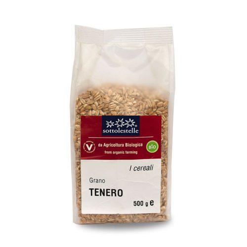 Hạt lúa mì hữu cơ Sottolestelle 500g A