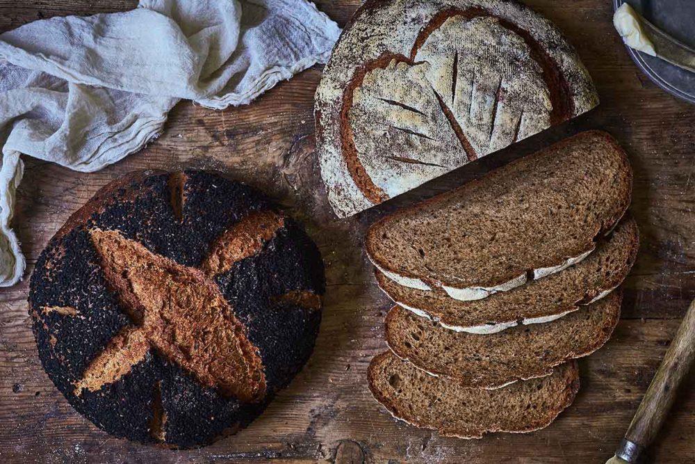 Lúa mạch đen làm bánh mì 2 - sotto