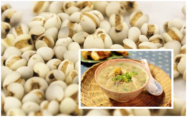 Nấu canh hạt ý dĩ - sottolestelle