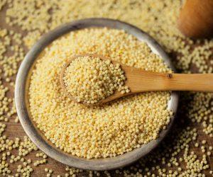 hạt kê vàng sotto
