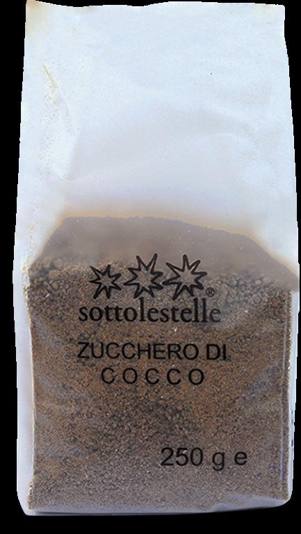 Đường dừa hữu cơ Sottolestelle - Zucchero di Cocco 250g