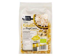 8032454001274 Hạt bỏng ngô vàng hữu cơ Sotto 400g - Mais Giallo per Pop Corn